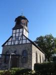 Kirche Rengershausen im Herbst 2013